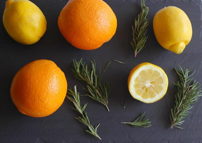 rosemary citrus spritzer - My SoCal'd Life