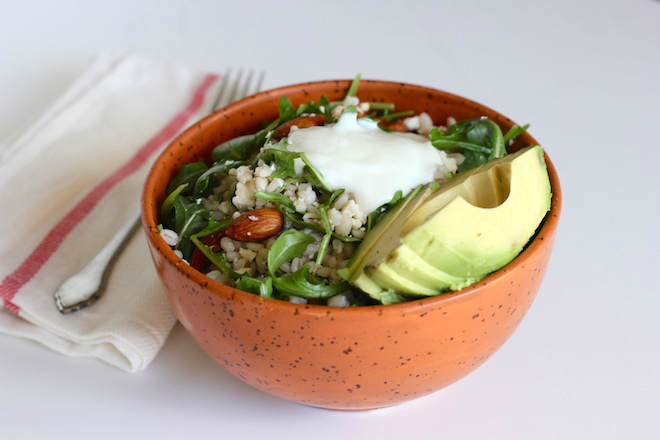 California Barley Bowl // My SoCal'd Life, a lifestyle blog
