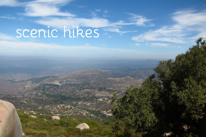 Scenic Hikes in San Diego // My SoCal'd Life, a lifestyle blog