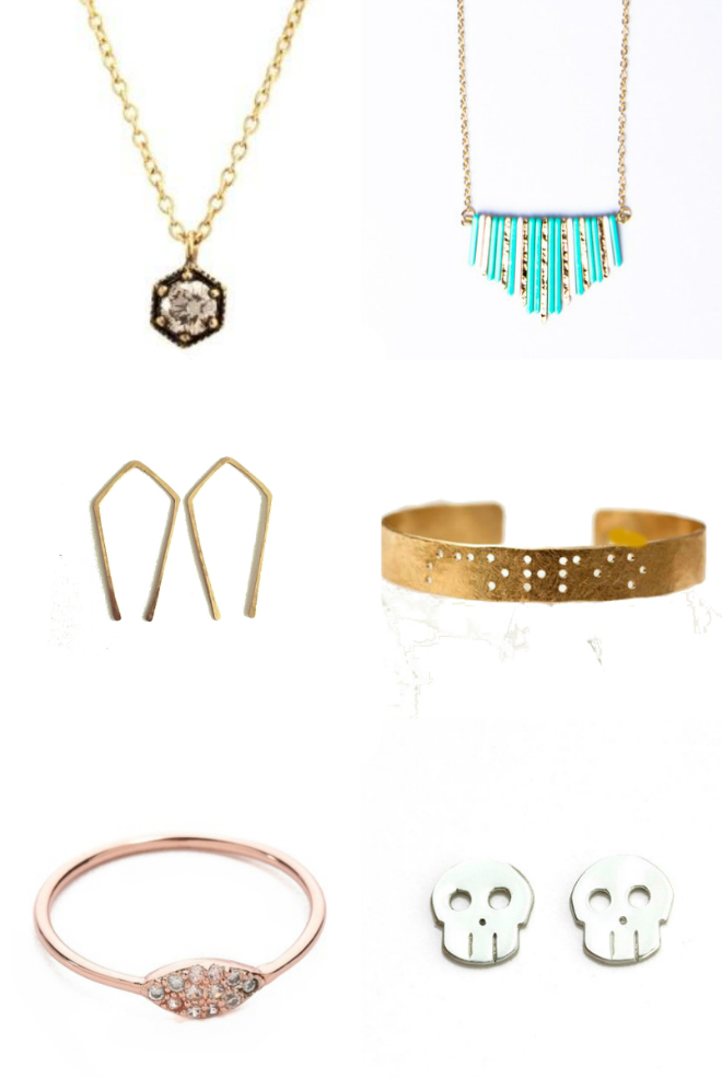 Dainty jewelry // My SoCal'd Life, a lifestyle blog