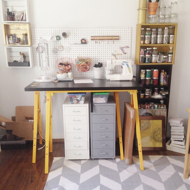 Acute Designs studio space // My SoCal'd Life, a lifestyle blog