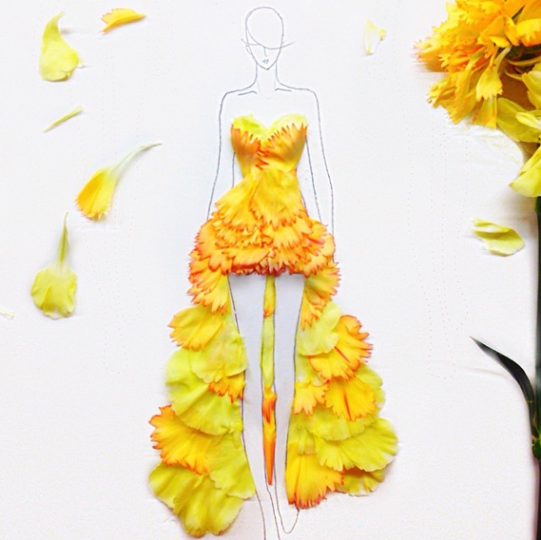 Fashion illustrator Gracie Ciao // My SoCal'd Life, a lifestyle blog