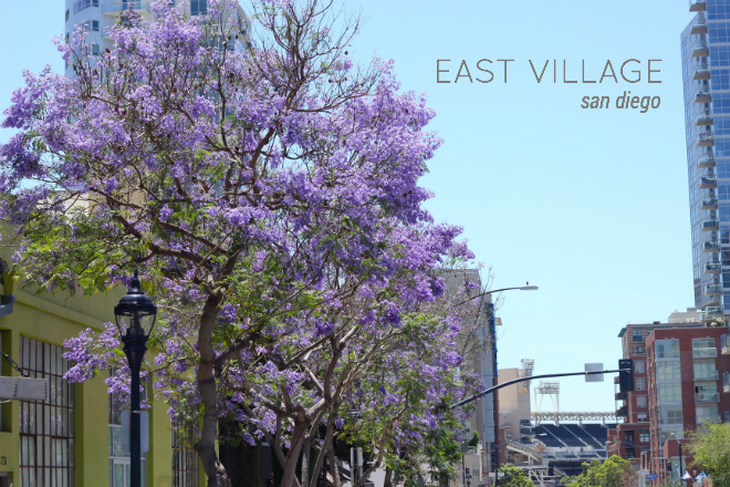 East Village, San Diego // My SoCal'd Life, a lifestyle blog