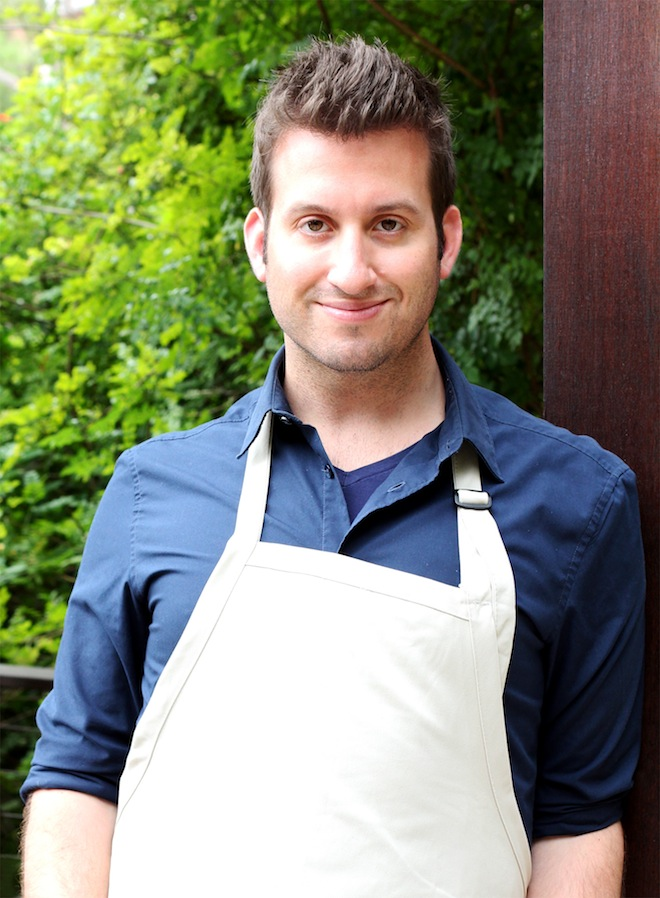 Brandon Matzek of Kitchen Konfidence