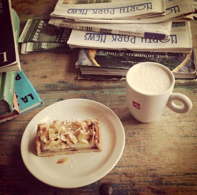 Chai Latte // My SoCal'd Life, a lifestyle blog