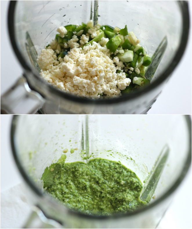 green peruvian chili sauce // My SoCal'd Life, a lifestyle blog