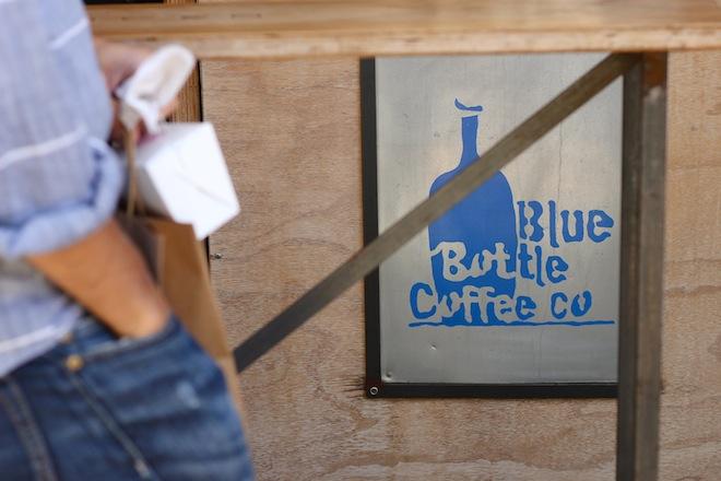 Blue Bottle coffee, SF // MySoCal'd Life, a lifestyle blog