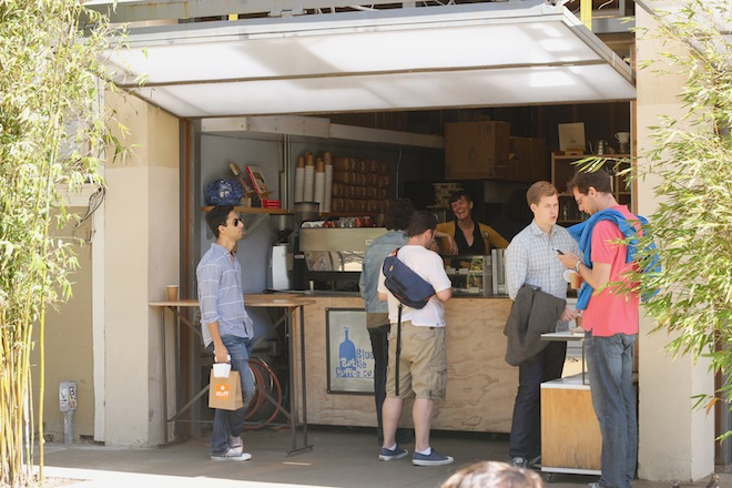 Blue Bottle in SF // MySoCal'd Life, a lifestyle blog