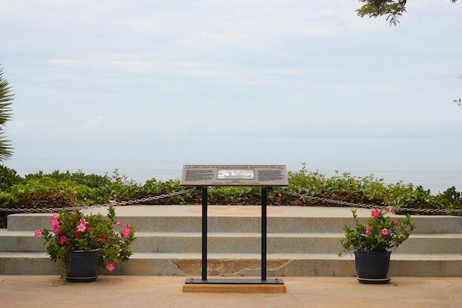 Meditation Gardens in Encinitas, CA via My SoCal'd Life