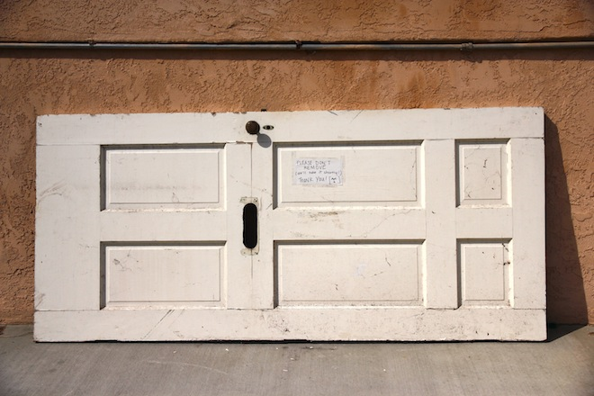 from front door to diy headboard  my socal'd life, Headboard designs