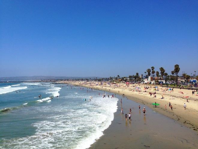 Ocean Beach, San Diego // My SoCal'd Life, a lifestyle blog