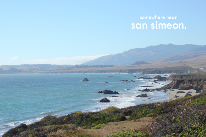 san simeon // my socal'd life, a lifestyle blog