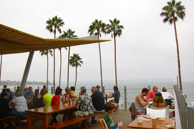Caroline's Seaside Cafe // My SoCal'd Life, a lifestyle blog