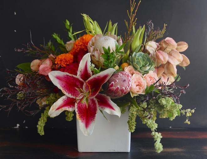 Native Poppy flower workshop