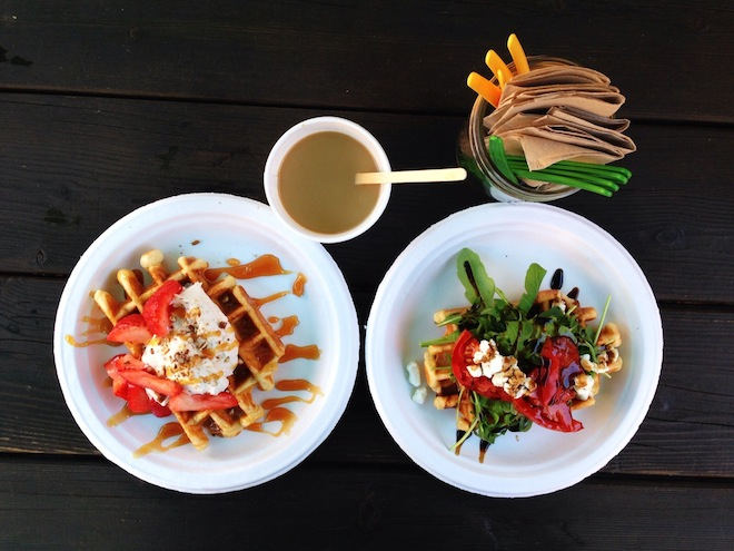 Wow Wow Waffle // My SoCal'd Life, a lifestyle blog