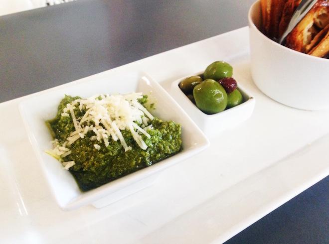 Extraordinary Desserts' savory meny, San Diego // My SoCal'd Life, a lifestyle blog