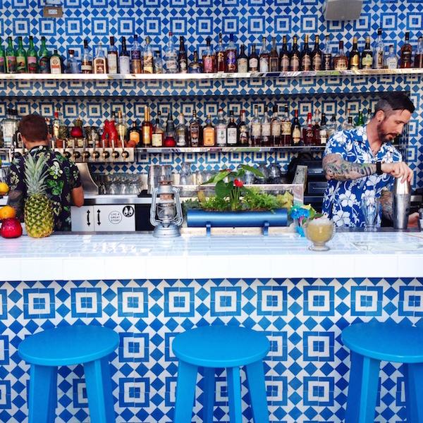 Fairweather bar in San Diego via My SoCal'd Life