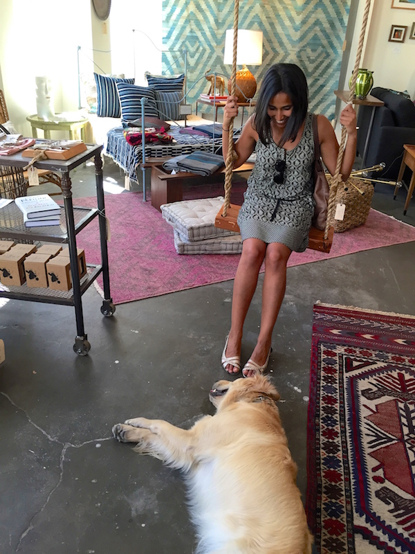 Dekor boutique in Ojai // My SoCal'd Life's guide to Ojai