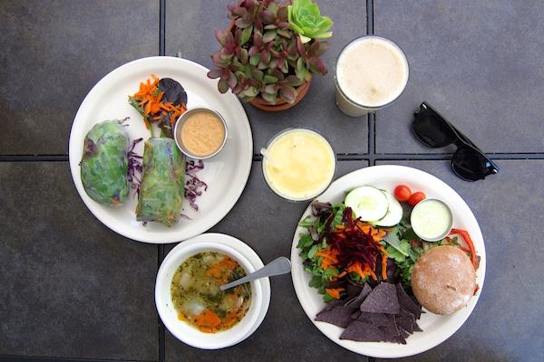 Hip Vegan Cafe Ojai Menu