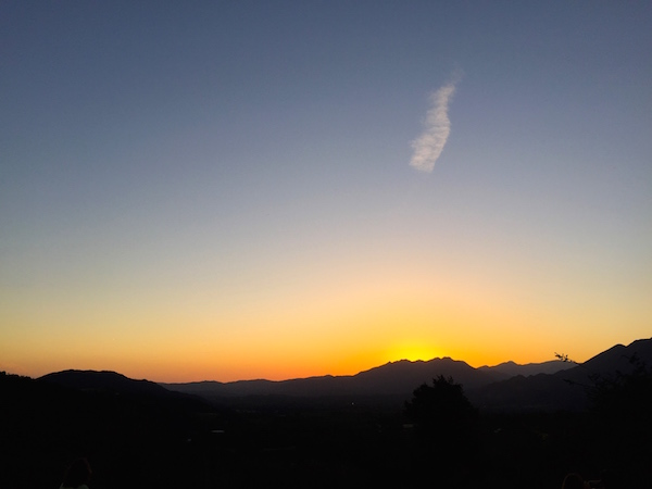 Meditation Mount in Ojai // My SoCal'd Life's guide to Ojai