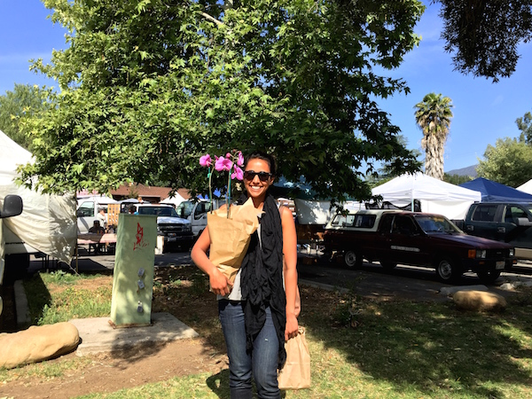Ojai farmers market // My SoCal'd Life's guide to Ojai