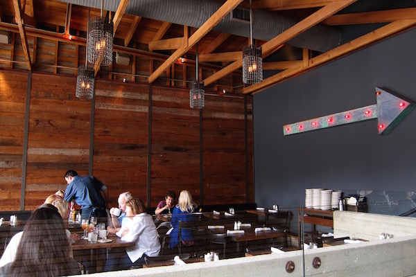 Bankers Hill Bar + Restaurant / San Diego brunch spots