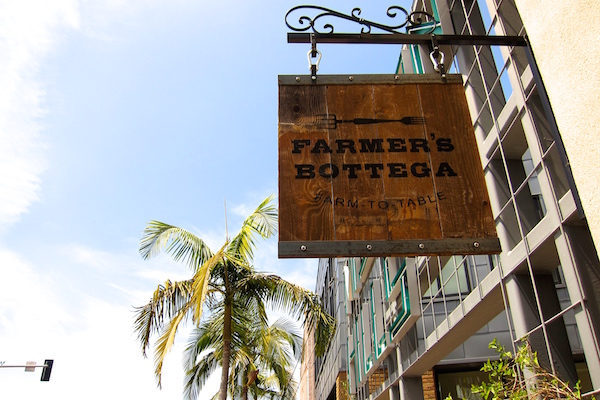 Brunch at Farmers Bottega in Mission Hills, San Diego // My SoCal'd Life, a lifestyle blog
