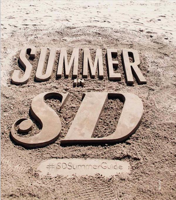 San Diego Summer Guide // San Diego Magazine