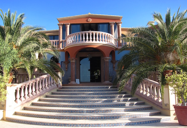 Villa Del Faro hotel in Cabo's East Cape // My SoCal'd Life