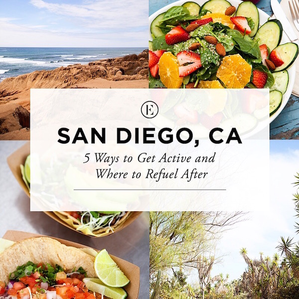 The Everygirl + My SoCal'd Life: 5 Ways to Get Active and Where to Refuel After