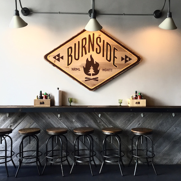 Burnside, a gourmet sandwich restaurant in San Diego // My SoCal'd Life