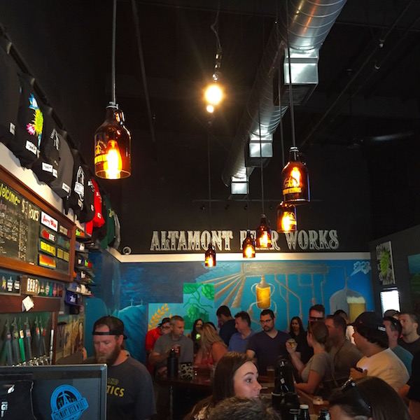 Altamont Beer // A weekend getaway guide to NorCal's Tri-Valley // My SoCal'd Life