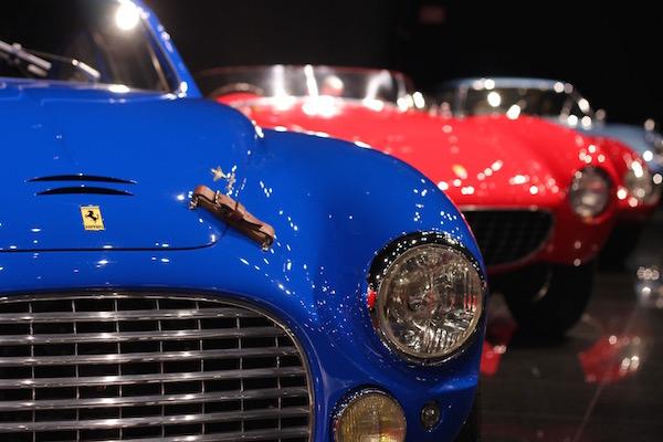 Blackhawk Automotive museum in Danville California // My SoCal'd Life