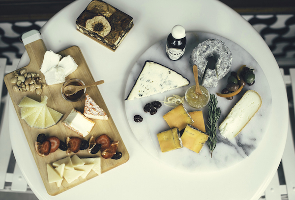 Classic or Adventurous: How to Make Two Party-Perfect Cheese Platters // My SoCal'd Life (photography by Pasagraphy)