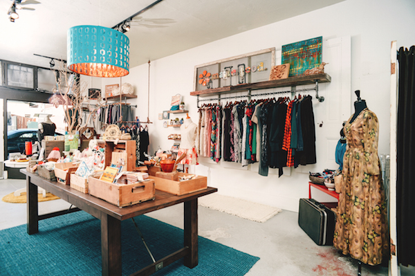 Make Good Boutique in South Park, San Diego (photo by Tommy McAdams)