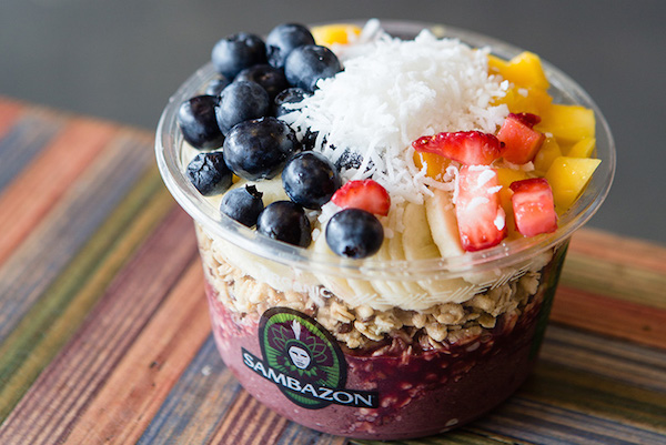 Acai bowl // My SoCal'd Life