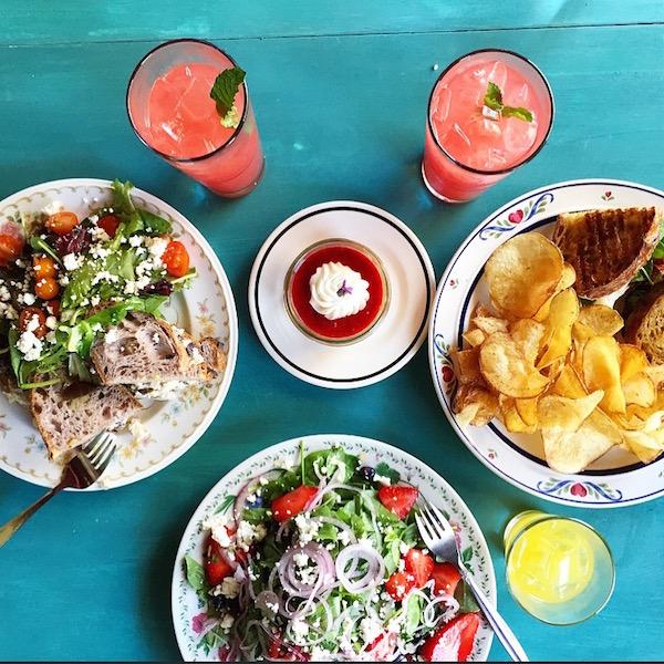 Sideboard Neighborhood Kitchen in downtown Danville, California // My SoCal'd Life