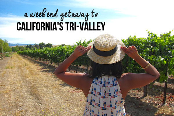 A Weekend Getaway to California's Tri-Valley  // My SoCal'd Life