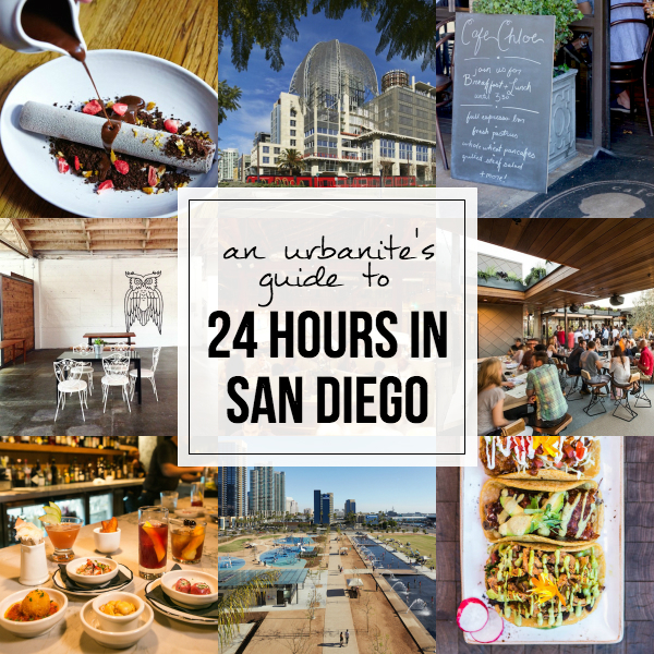 An Urbanite's Guide to 24 Hours in San Diego // My SoCal'd Life