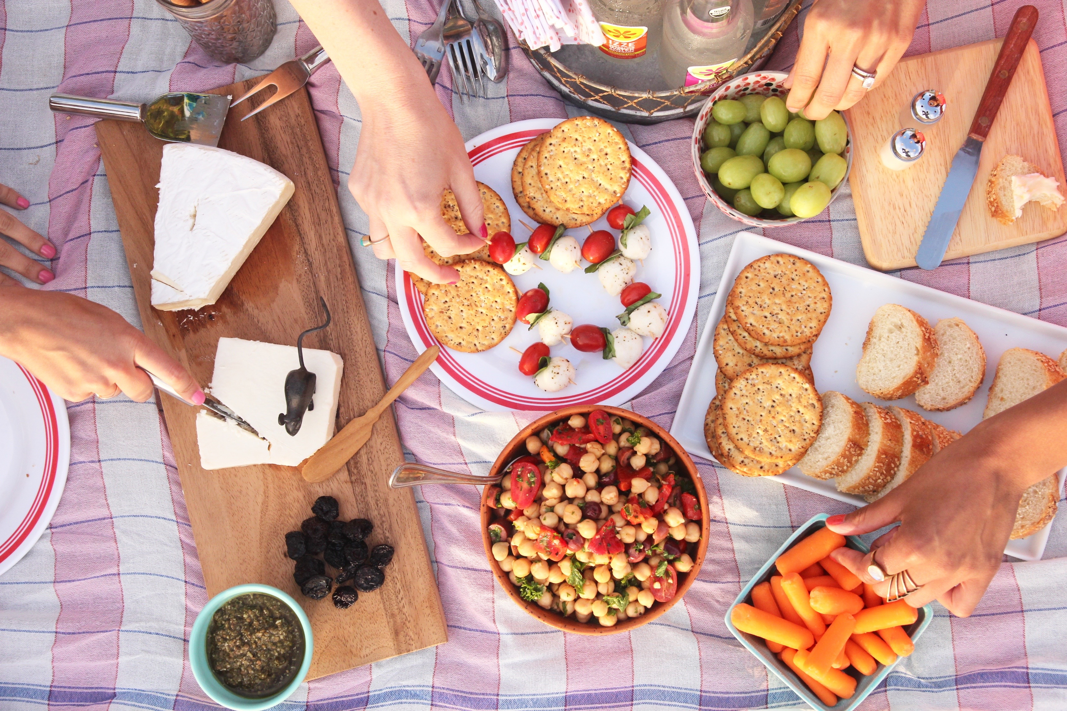 How to pack the perfect picnic // My SoCal'd Life